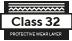 Warstwa ochronna klasy 32